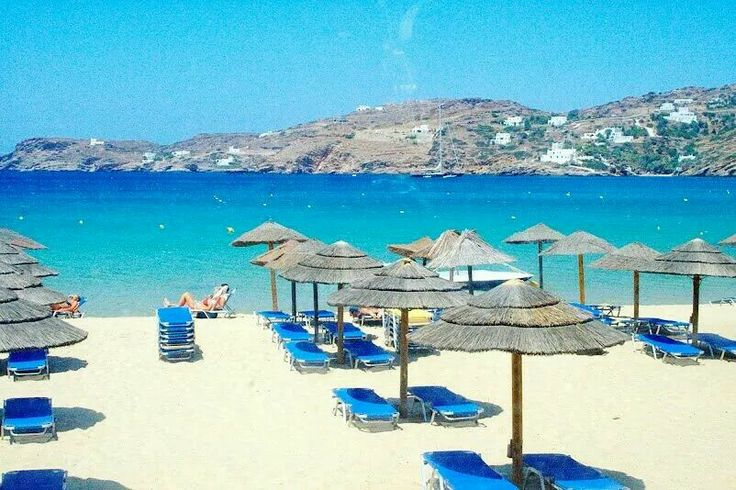 Ios island.... Beautiful white sandy beach