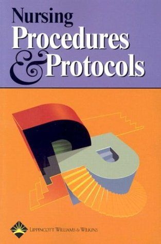 Download Nursing Procedures and Protocols Pdf e-Book