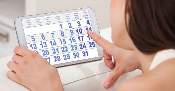 Semaine d'aménorrhée ou semaine de grossesse, quelle différence?