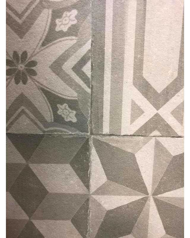 Castlestone Decor Mix by Casa Roma. Get creative and make your walls unique with these gorgeous patterned tiles!