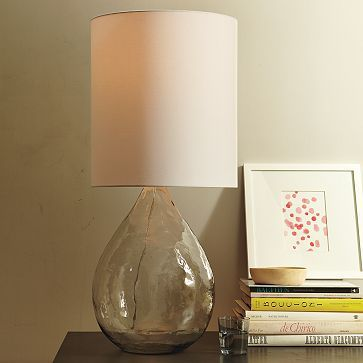 OMG! DIY vase lamp... endless possiblities with this one!, you can fill the vase with stuff too!