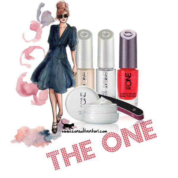 """""""The One by Oriflame"""" by consultantori on Polyvore"""