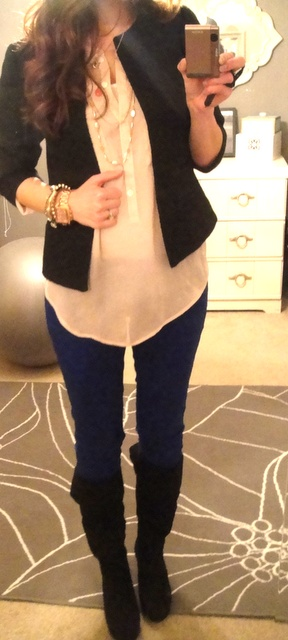 casual but can be for Airport .. love this  I really love the thought of wearing this :)