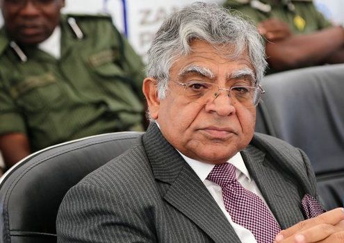 Dr. Mahtani & Zambia witness another blunder from ZR. Know here https://goo.gl/3KWKOE