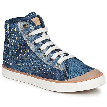 Chaussures fille Geox CIAK GIRL STUDS