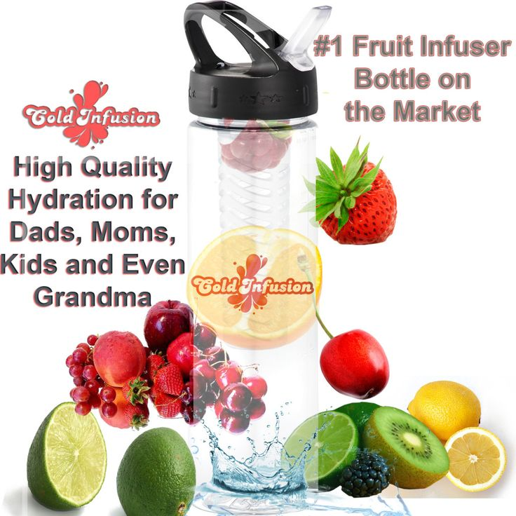 easy healthy fruit tart recipe fruit infusion water bottle