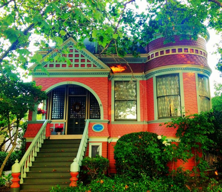 Design Your Own Victorian Home: 35 Best Victorian Houses In Santa Cruz Images On Pinterest