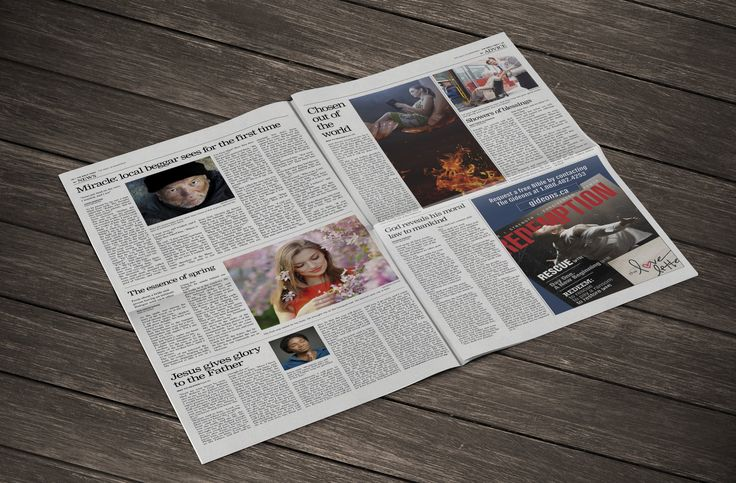 Best 39 Newspaper Templates Images On Pinterest Role Models