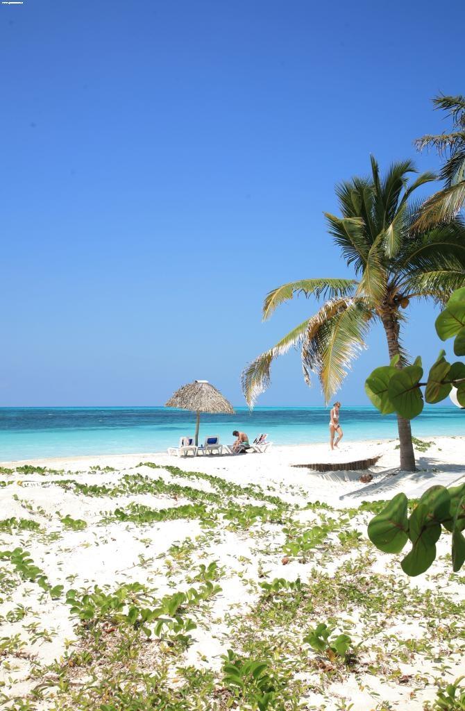 La spiaggia di Cayo Levisa Cuba