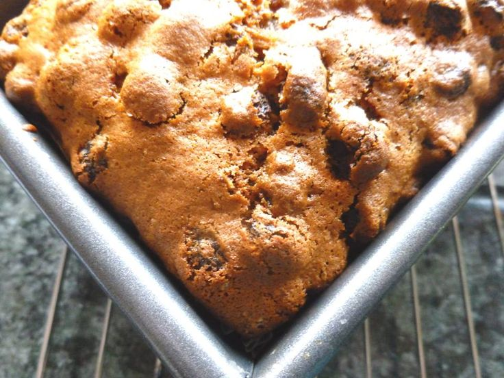 Teabread: possibly the easiest fruitcake in the world...