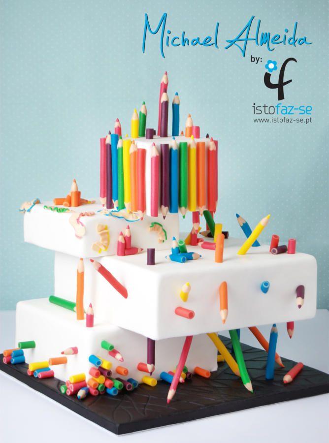 Michaels Cake Decorating Southgate Mi : 17 mejores imagenes sobre Rainbow Cakes en Pinterest Mi ...