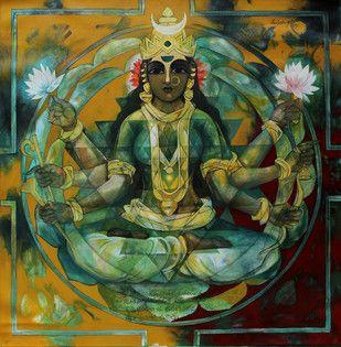 Shakthi -090 Artwork