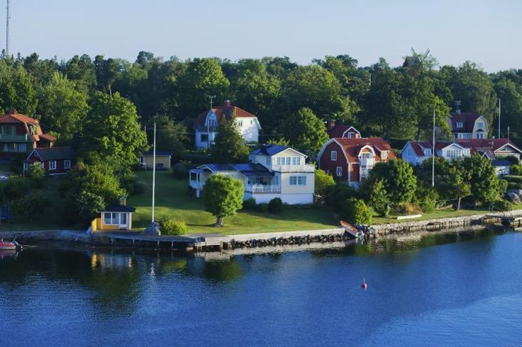 Skärgården i Stockholm