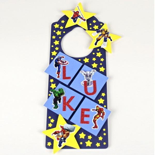 Door Hangers For Kids To Make