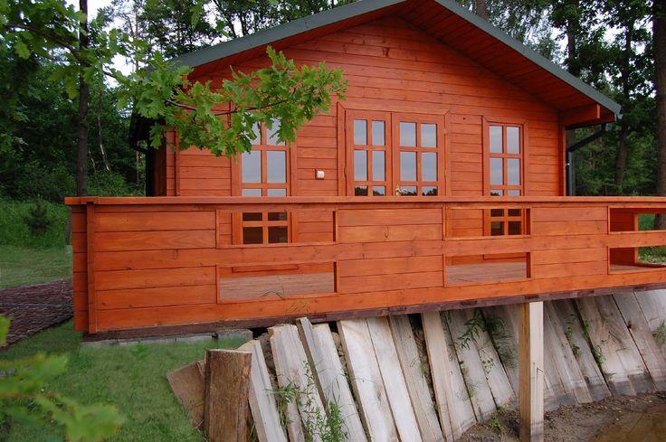 Wooden house, drewniane domki, domki letniskowe