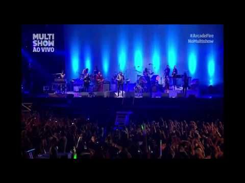 Arcade Fire - Wake Up | Lollapalooza Brazil 2014 - YouTube