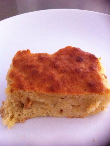 Gâteau aux amandes sans farine sans beurre et sans sucre