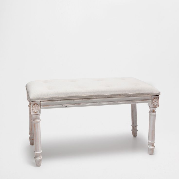 Upholstered Wooden Bench Occasional Furniture Bedroom Zara Home United Kingdom Zara Home