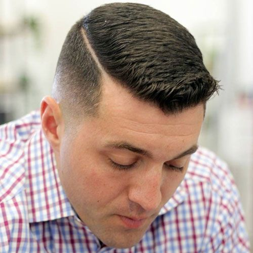 25 Best Men S Crew Cut Hairstyles 2019 Guide Fade Haircuts