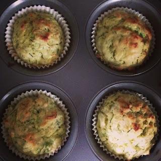 Mother Down Under: Lemon Zucchini Muffins