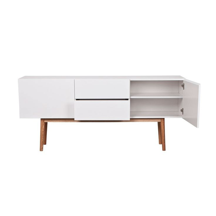 Zuiver High On Wood Kast - 167 cm