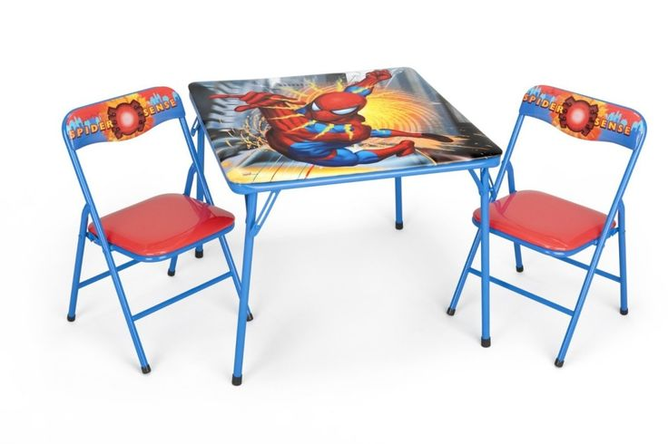 ChildrenS Folding Tables And Chair Sets