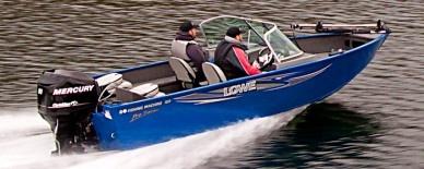 Lowe Boats FM165 Pro WT