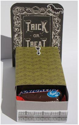 Matchbox (Not always for Halloween) Treat Holder - Think Crafts by CreateForLess