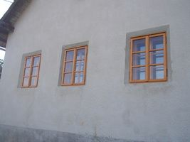 Okna kastlová   Zakázková výroba nábytku Brno   Stolařství Bohuslav Šimek   Truhlářská výroba