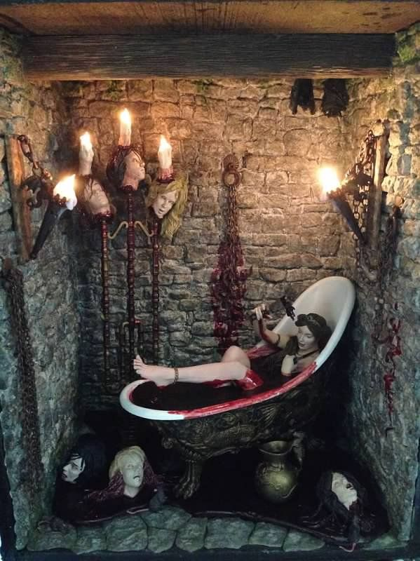 Elizabeth Bathory - The Blood Queen of Hungary by Connie Sauve