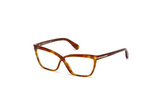 Occhiale da vista Tom Ford 5267 avana bionda 053   http://www.cheocchiali.com/prodotti/occhiale-da-vista-tom-ford-5267-053