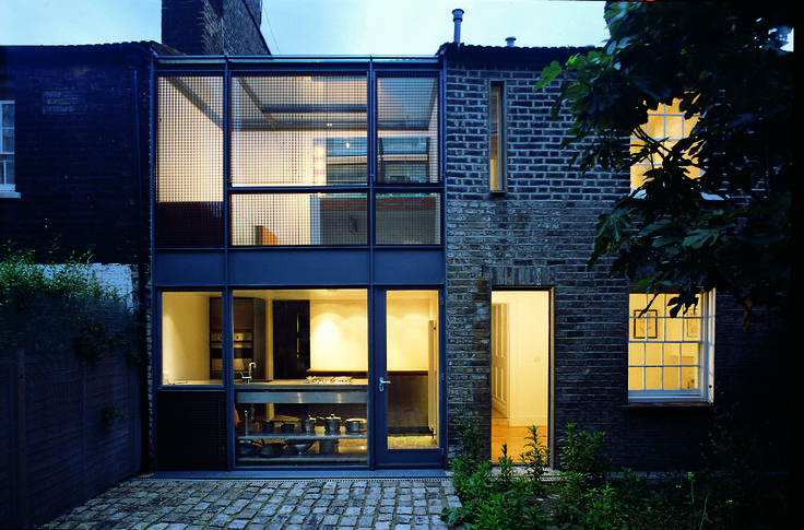 THEED STREET. House Refurbishment, London, Southwark