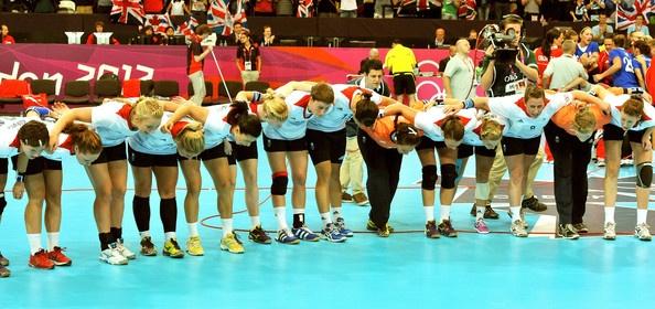 Great Britain Women's handball team