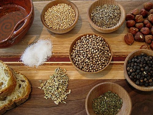 Homemade Dukkah Recipes – Egyptian Seasoning, Rub, Dip with Nuts, Seeds, Spices