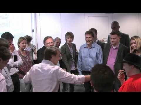 Fighting the Dragon of Social Recruiting ROI #TruAmsterdam - YouTube