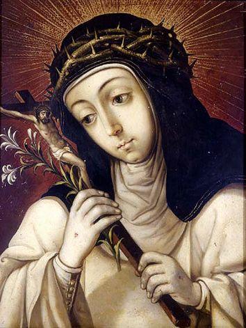 Oración de Santa Catalina de Siena Oh Dios eterno, oh Abismo de caridad!no has mirado mis tinieblas… ya antes de crearnos tu Mirada está sobre nosotros,