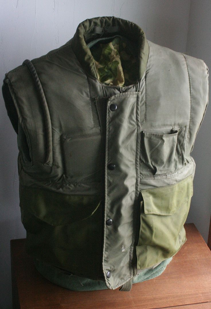 USMC Flak Vest, Vietnam War | Vintage (Military) in 2019 ...