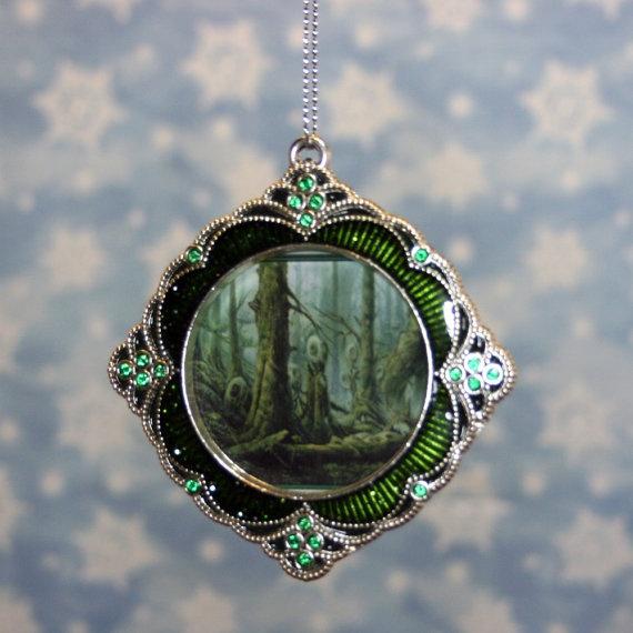 Magic the Gathering Mana Ornament