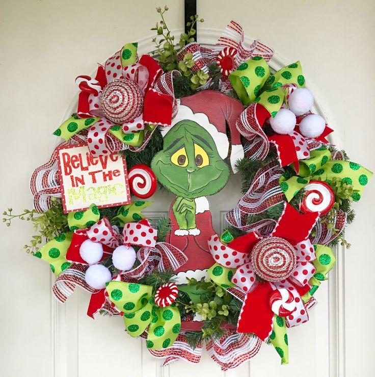 Wreath Christmas Tree