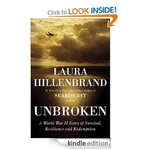 124 best books read in 2012 images on pinterest book clubs book unbroken a world war ii story of survival resilience and redemption excellent fandeluxe Choice Image
