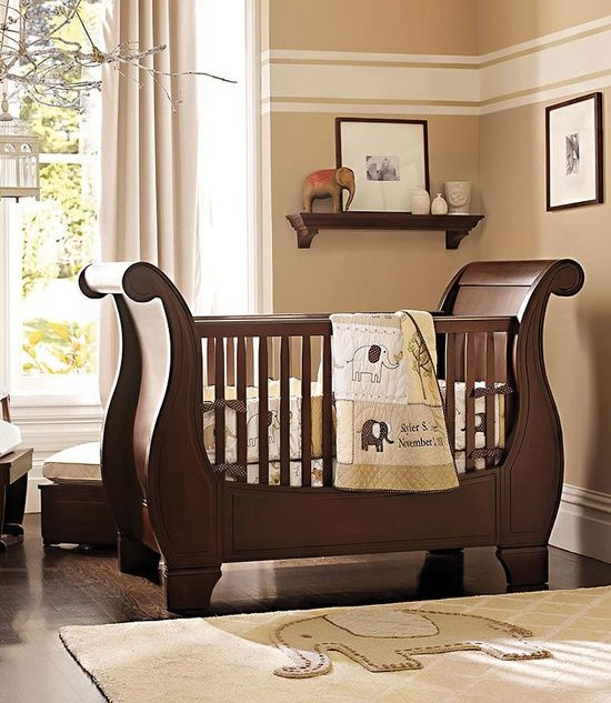 neutral baby nursery ideas | neutral baby room