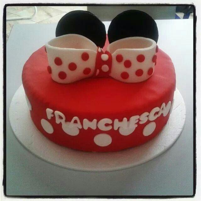 #cake #paulisbakery #minnie #minniemouse #disney