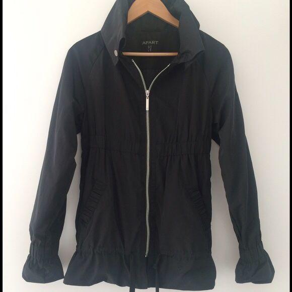 Selling this Designer Lightweight Waterproof Jacket-NWOT on Poshmark! My username is: zoelynn38. #shopmycloset #poshmark #fashion #shopping #style #forsale #APART #Jackets & Blazers