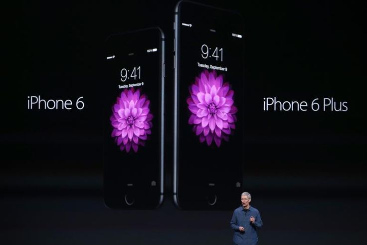 Apple iPhone 6′s Keynote Live Stream Was a Huge Mess