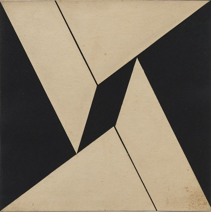 Lygia Clark: Planos em superfície modulada, 1957. Alison Jacques Gallery, Art Basel, June 2015.