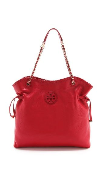 Tory Burch Marion Slouchy Tote http://rstyle.me/n/pvijmnyg6