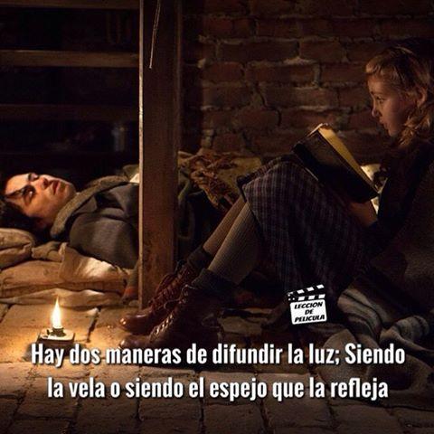 La Ladrona de Libros (The Book Thief, 2013)  #lecciondepelicula #pelicula #cine #moraleja #movie #frase #enseñanza #aprendizaje #motivacion #9gag #instagram #09mar