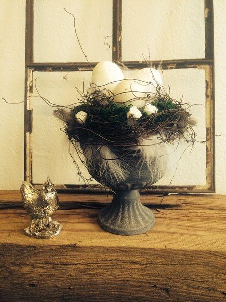 """Pokalvase """"Ostern"""" 2 von blond-design auf DaWanda.com"""