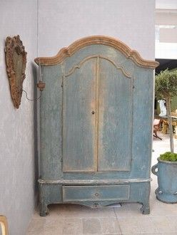 Cabinets from French Country Living Antiques