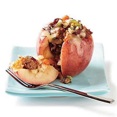 Savory Baked Apples - Budget Meals: Feed 4 for $10 - Cooking Light